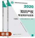 【官方教材】现货2020年经济师考试教材 初级知识产权+初级经济基础 2本书