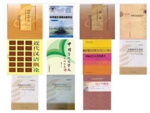 2020自考教材 050101汉语言文学教育 原B050113本科 必考教材11本