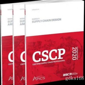2020cpim cscp cpsm cltd教材learning学习系统IMM辞典APICS